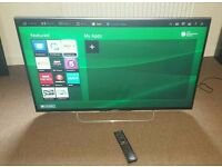 Sony Bravia 42 inch super slim line led smart WiFi new condition fully working with remote control