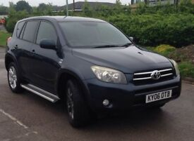 Toyota Rav4 2.2 D-4D T180 5dr Leather Seats Excellent Condition £3800 ono