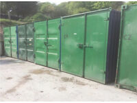 Storage shipping containers shed stable building stores water tight