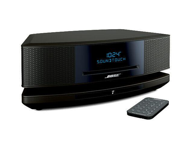Bose® Wave SoundTouch Music System IV ESPRESSO BLACK