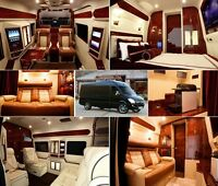 ULTIMATE SPRINTER CONVERSIONS, ONLY COMPANY IN CANADA! CALL NOW