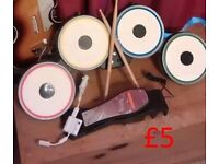Drums for Wii music games