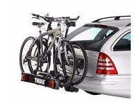 bike rack that fits on car tow bars