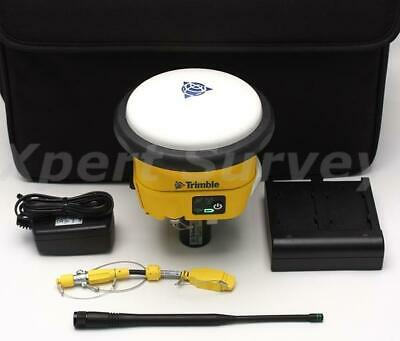 Trimble Sps985 L1 L2 L2cs Gps 900 Mhz Rover Receiver Antenna Sps-985 82500-96