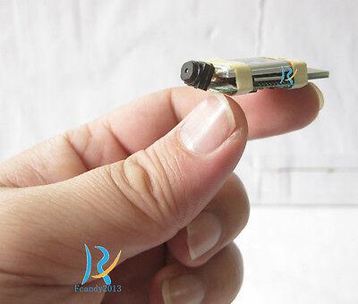 (New 8G built-in battery DIY mini spy micro hidden pinhole video audio camera DVR)