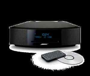 Bose Wave Music System IV with Slot Loading CD & Dual Alarm
