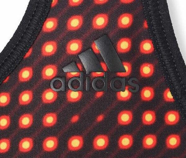 Adidas Gear Racerback Sport BH A/B Cup Fitness Top Bra Running Damen Top Shirt