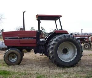 WANTED 2wd Tractor INTERNATIONAL 88 SERIES