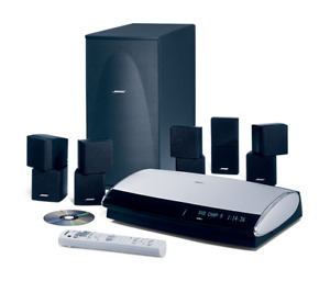 BOSE Lifestyle® 28 DVD 5.1 Home Theater System.