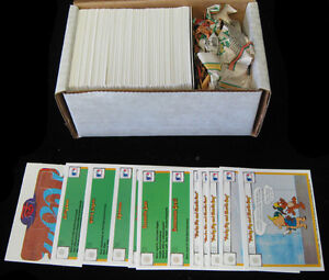 1990 Upper Deck Looney Tunes Trading Card Set