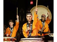 Japanese Taiko Drumming Classes