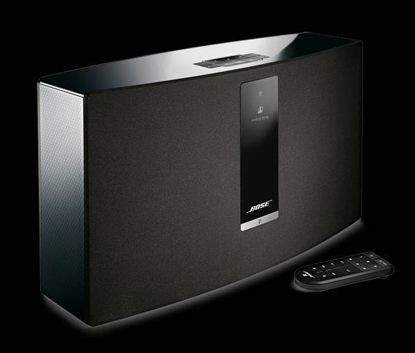 Bose soundtouch 20 brand new condition black