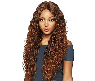 *Limited Time Only* OUTRE - Synthetic Hair Swiss Lace Front Wig - AMARA -