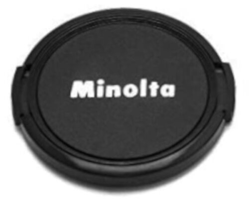 49MM Front LENS CAP for Minolta 49 mm Quality snap-on / clip-on design NEW
