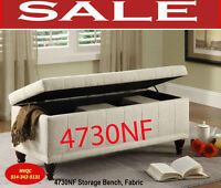 4730NF storage bench, chairs divan, lounges furniture, chairs