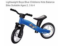 Balance Bike - in very good condition