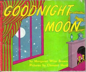 1975-Childrens-Book-Goodnight-Moon-by-Margaret-Wise-Brown