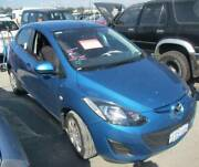 Mazda 2 2012 DE2 Auto wrecking and selling all parts Malaga Swan Area Preview