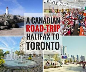 Halifax 2 Toronto(leave July 25) and back (leave toronto July30