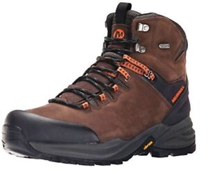 MERRELL PHASERBOUND HIKING BOOTS ( MENS, WATERPROOF)