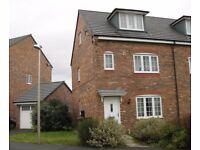 4 bedroom house in Wilkinson Way, Winsford, CW7