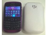 Purple Blackberry 9300