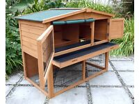 Windsor Rabbit Hutch - used but in good condition.