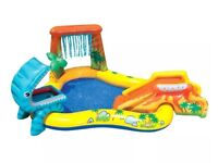 Intex Dinosaur Play Centre - 57444 - Brand New