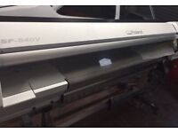 Roland sp540v printer and laminator package. not Mimaki, mutoh or Epson. Print and cut.