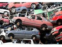 Scrap cars/vans WANTED!!!!