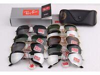 Rayban Sunglasses Wayfarer/Aviator Wholesale Joblot