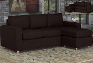 $589 - SOFA SECTIONNEL REVERSIBLE