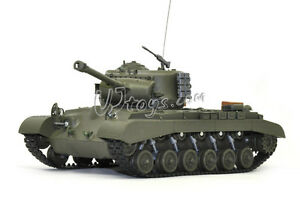 Heng-Long-3841-02-M26-Pershing-1-30-Scale-Medium-RC-U-S-Tank-US-Seller