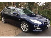Mazda6 2.2 D Sport 5dr 180 BHP/6 SPEED/CRUISE CONTROL/KEYLESS ENTRY/BOSE MASSIVE SPECIFICATION