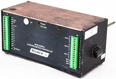 Velmex Nf90-1 Single Programmable Stepping Step Motor Controller Control Module