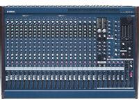 yamaha mg24/14fx,high quality mixer,24 channels,vgc,over £1k when new