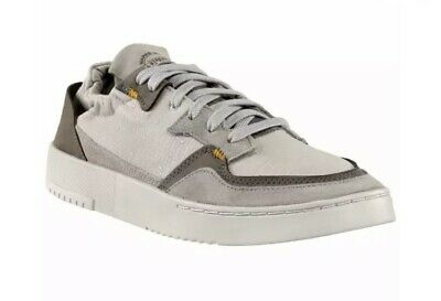adidas X Bed J.W. Ford Supercourt Lace Up Mens Sneakers Shoes Casual - Grey