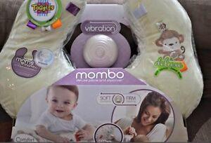 Mombo deluxe nursing pillow