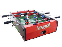 Arsenal FC Football table