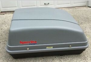 Karrite Voyager Car Top Carrier Cargo Luggage Box