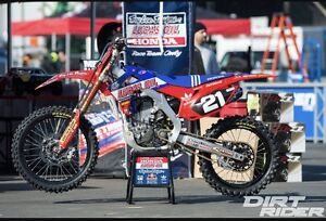 Wanted yz crf