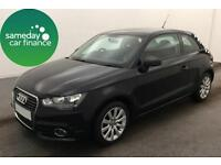 £184.04 PER MONTH 61 REG AUDI A1 1.6 TDI SPORT HATCHBACK 3 DOOR MANUAL DIESEL.