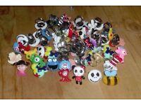 25 Childrens Character Rings Disney Universal Animals