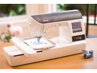 Brother 1250 Sewing And Embroidery Machine
