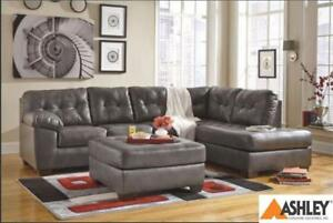 ASHLEY & IMPORT  SECTIONAL &  SOFA FROM $329