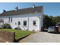 Semi-rural property for sale in Balblair, Near Fortrose