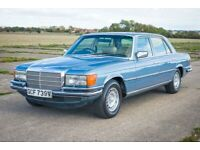 Wanted - Mercedes W116 or W123