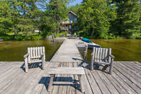 Lakefront Home for Rent!