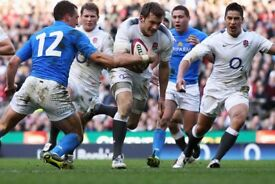 Italy v England Six Nations Rugby (04 February 2018)