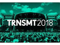 2 x TRSMT Festival full 5 day tickets